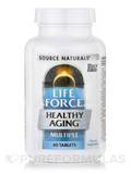 Life Force® Healthy Aging™ with Iron - 60 Tablets