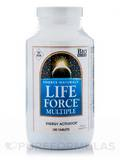 Life Force® Multi No Iron 180 Tablets