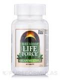 Life Force® Vegan Multiple with Iron - 60 Tablets