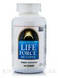 Life Force® with Iron 180 Capsules