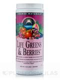 Life Greens & Berries Powder - 9 oz (255.1 Grams)