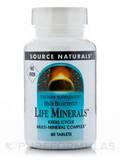 Life Minerals No Iron 60 Tablets