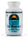 Life Minerals No Iron - 120 Tablets