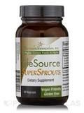 LifeSource SuperSprouts 90 Veggie Capsules