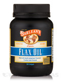 Flax Oil (Lignan) - 100 Softgels