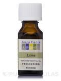 Lime Essential Oil (Citrus x aurantifolia) - 0.5 fl. oz (15 ml)