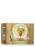 Lime in Coconut Shampoo Bar - 3.8 oz