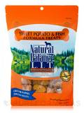 L.I.T. Limited Ingredient Treats® Sweet Potato & Fish Formula Treats for Dogs (Great for Puppies thr