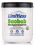 Limitless Baobab (100% Organic Baobab Fruit) - 360 Grams