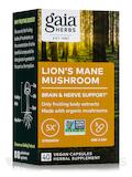 Lion's Mane Mushroom - 40 Vegan Capsules