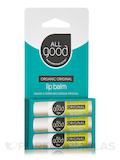 Lip Balms - Organic Original - 3 Pack