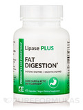 Lipase Plus (Extra Strength) - Fat Digestion - 45 Capsules