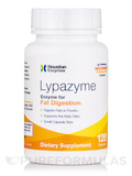Lypazyme - Enzyme for Fat Digestion - 120 Capsules
