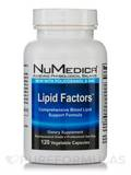 Lipid Factors 120 Vegetable Capsules