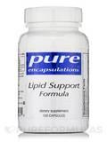 Lipid Support Formula 120 Capsules