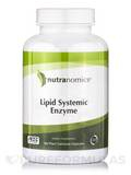 Lipid Systemic Enzyme - 180 Plant Cellulose Capsules