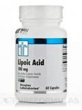 Lipoic Acid 100 mg 60 Capsules