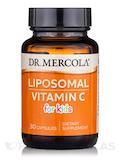 Liposomal Vitamin C for Kids - 30 Capsules