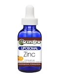 Liposomal Zinc, Orange Flavor - 2 fl. oz (60 ml)