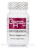 Lipothiamine - 60 Enteric Coated Tablets