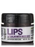 Lips - Lip Balm with Bees Wax - 0.25 oz
