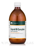 Liquid B Complex, Natural Tangerine-Cherry Flavor - 15.2 fl. oz (450 ml)