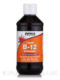 Liquid B-12 (B-Complex) 8 oz (237 ml)