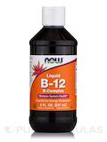 Liquid B-12 (B-Complex) - 8 fl. oz (237 ml)