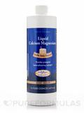 Liquid Calcium Magnesium Vanilla Shake Flavored 16 oz (473 ml)