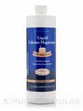 Liquid Calcium Magnesium Vanilla Shake Flavored - 16 fl. oz (473 ml)