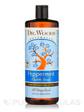 Liquid Castile Soap - Peppermint with Shea Butter - 32 fl. oz (946 ml)