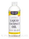 Liquid Coconut Oil (100% Virgin) - 20 fl. oz (592 ml)