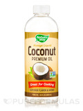 Liquid Coconut Premium Oil - 20 fl. oz (592 ml)