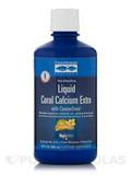 Liquid Coral Calcium Extra with ConcenTrace® Orange Vanilla Flavor 32 fl. oz (946 ml)