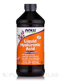 Liquid Hyaluronic Acid 100 mg 16 oz (473 ml)