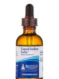 Liquid Iodine Forte™ - 2 fl. oz (60 ml)