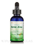Natural Ionic Zinc, 30,000 PPM - 1.6 fl. oz (50 ml)