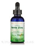 Natural Ionic Zinc, 30,000 PPM - 1.6 fl. oz (50 ml)