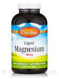 Liquid Magnesium 400 mg 250 Soft Gels