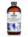 Liquid Magnesium Malate and Glycinate (Natural Tangerine Flavor) - 16 fl. oz (480 ml)