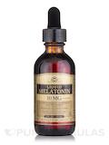 Liquid Melatonin 10 mg Natural Black Cherry Flavor - 2 fl. oz (59 ml)