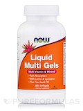 Liquid Multi Gels 180 Softgels