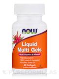 Liquid Multi Gels 60 Softgels