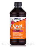 Liquid Multi (Tropical Orange) 16 oz