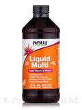 Liquid Multi (Tropical Orange) 16 oz