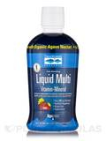 Liquid Multi Vitamin-Mineral (Berry Flavor) 30 fl. oz (887 ml)