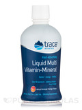 Liquid Multi Vitamin-Mineral, Natural Orange-Mango Flavor - 30 fl. oz (887 ml)