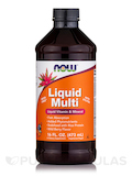 Liquid Multi (Wild Berry Flavor) - 16 fl. oz (473 ml)