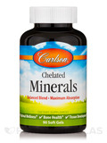 Liquid Multiple Minerals - 90 Soft Gels