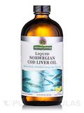 Liquid Norwegian Cod Liver Oil 16 fl. oz